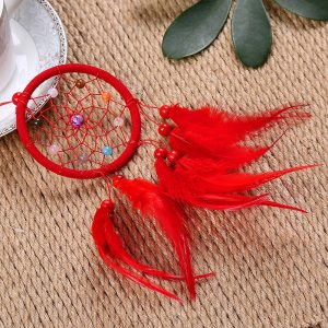 Rode dromenvanger klein mini