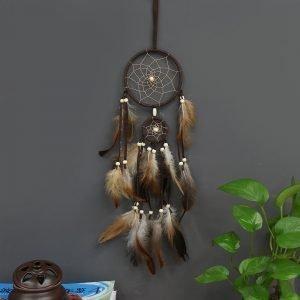 Handgemaakte dromenvanger decoratie voor in huis, slaapkamer