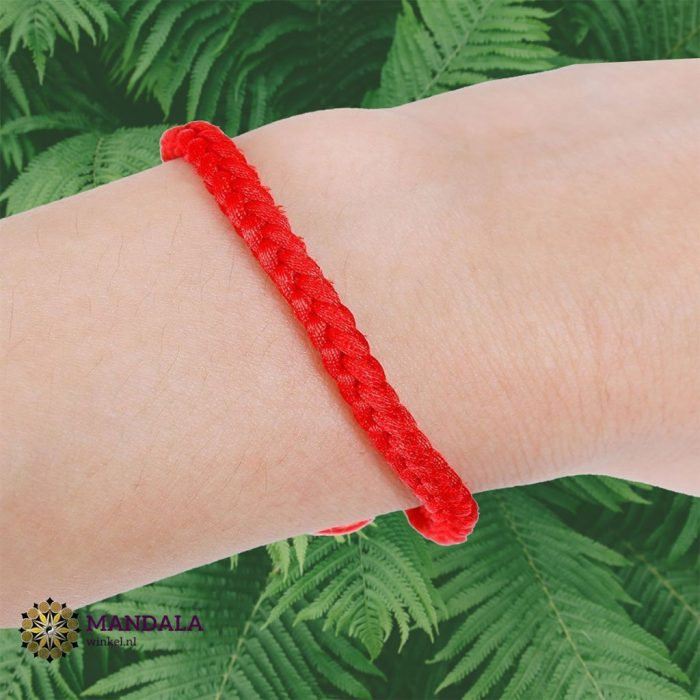 Kabbalah armband handgemaakt gratis